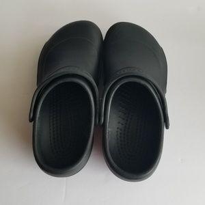 CROCS BISTRO CLOGS Work Crocs-Lock Slip Resistant